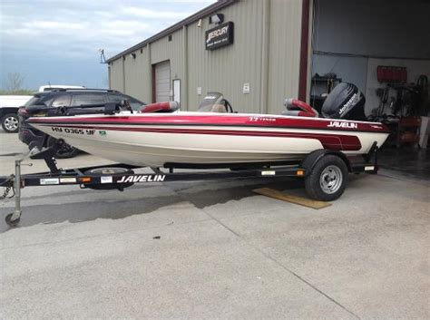 Boats For Sale In Tyler Texas by For Sale Used 2000 Javelin 17 Venom In Tyler Texas