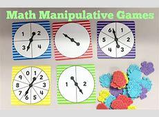 Math Manipulative Games – Teacher Created Tips