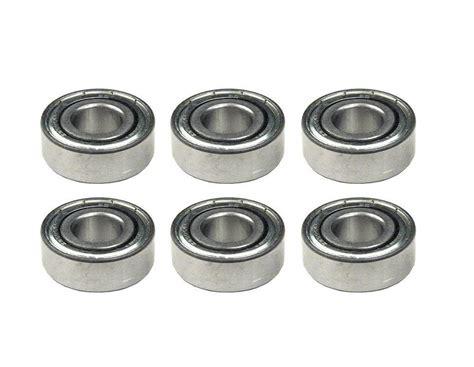 6 bearings for deere jd9239 jd9266 jd9296 jd7677r mowers decks spindles ebay