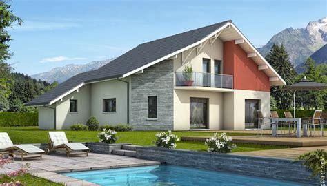 plan de maison moderne mont revard plan maison gratuit