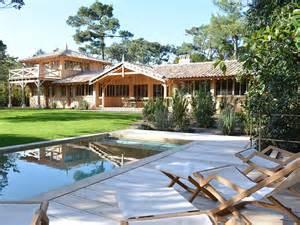 cap ferret villa rental maison lac bioclimatique cap ferret et bassin