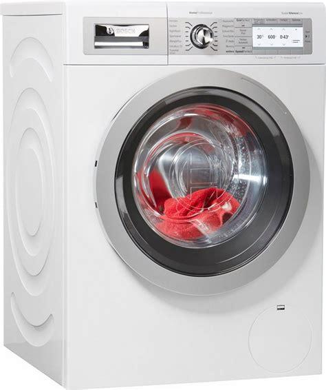 BOSCH Waschmaschine HomeProfessional WAY287W5, 8 kg, 1400