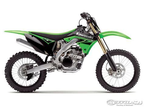 2010 Kawasaki Kx250f And Kx450f First Look