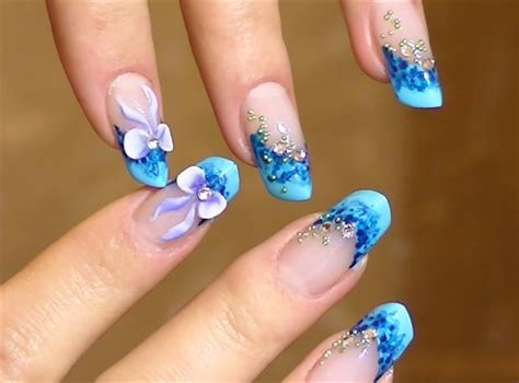 30 Cheerful 3d Nail Art Designs For Inspiration