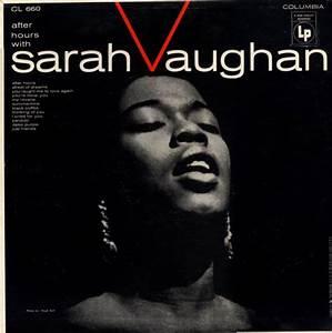Sarah Vaughan - After Hours With Sarah Vaughan (Vinyl, LP ...