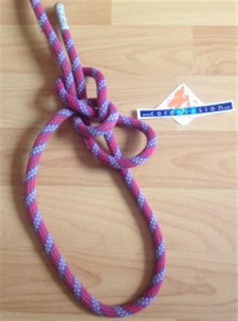 noeud de chaise yosemite cord 233 vasion
