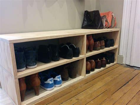 meuble chaussure fabrique