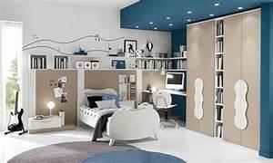 Jugendzimmer Wände Gestalten : 44 tolle ideen f r luxus jugendzimmer ~ Markanthonyermac.com Haus und Dekorationen