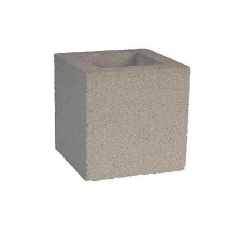 el 233 ment de pilier b 233 ton d 233 coratif h 20 x l 20 x p 20 cm leroy merlin