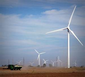 Indiana Farmland home to New Amazon Web Services Wind Farm