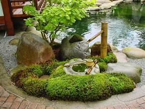 Pflanzen Japanischer Garten Anlegen : steingarten anlegen und eine naturgem e und attraktive gartengestaltung genie en ~ Markanthonyermac.com Haus und Dekorationen