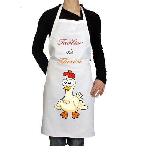 tablier de cuisine personnalis 233 pas cher cadeau pour femme le tablier photo