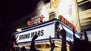 Bruno Mars to Perform at Apollo Theater for First TV ...