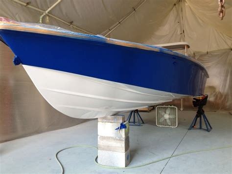 Small Boat Jobs by Boat Paint Jobs Brands Marine Custom Boat Paint Shop