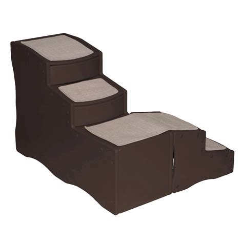 Pet Stairs For Beds by Pet Gear Easy Step Bed Pet Stairs Radiofence