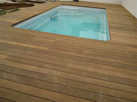 terrasse en bois parquet plage de piscine marseille patrice meynier