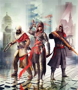 First Assassin's Creed 2.5D Game Launch Trailer Introduces ...