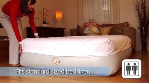 aerobed 174 comfort classic raised airbed
