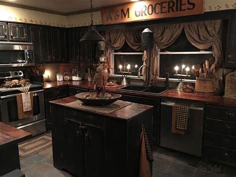best 10 primitive kitchen decor ideas on