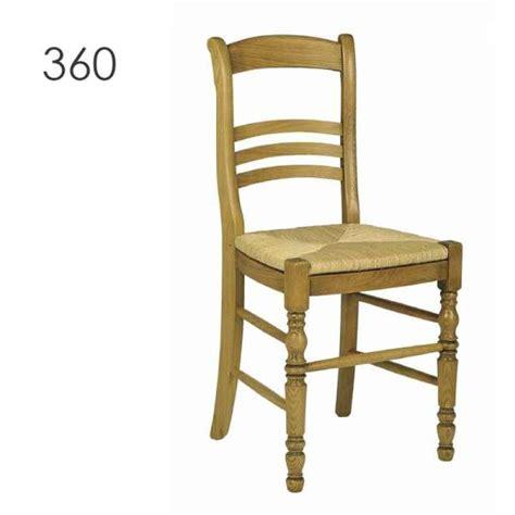 chaise de cuisine rustique en ch 234 ne massif 360 350 4 pieds tables chaises et tabourets