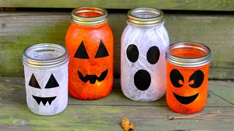 8 Quick And Easy Halloween Craft Decoration Ideas Rent