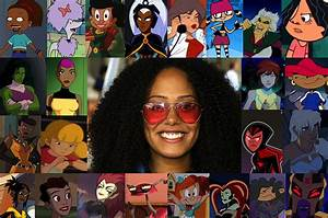 Voice Actress: Cree Summer   Thoughts Of A Superhero's ...