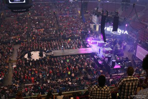 Schottenstein Center Section 322 Concert Seating