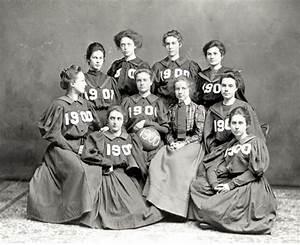 Women's Basketball team. 1900 | People: Suffragette ...