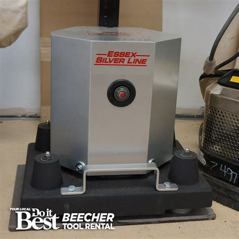 square buff floor sander beecher do it best tool rental