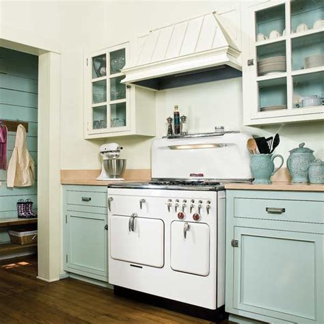 On Trend Twotone Kitchen Cabinets