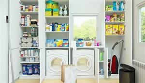 Ikea Möbel Für Hauswirtschaftsraum : abstellraum regale waschkueche meine m belmanufaktur ~ Markanthonyermac.com Haus und Dekorationen