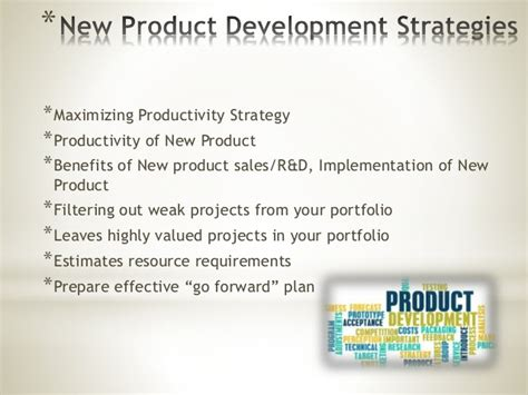 New Product Development Maximize Your Product Strategy