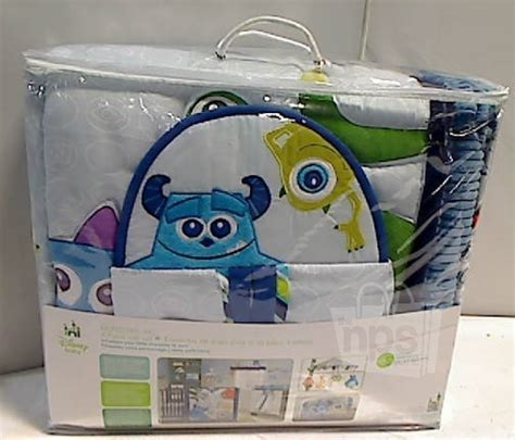 Monsters Inc Baby Bedding by 4 Disney Baby 25953 Monsters Inc Crib Bedding Set