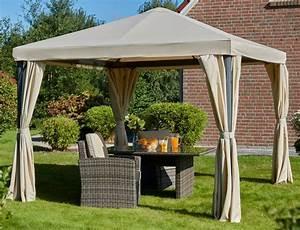 Dach Für Gartenpavillon : pavillon oriental in 2 gr en online kaufen otto ~ Markanthonyermac.com Haus und Dekorationen