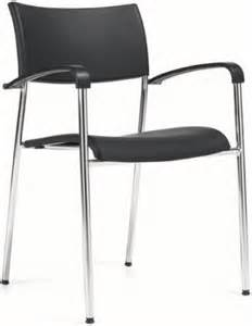 otg plastic stack chair with arms 1210