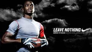 Nike Doesn't Want To Be Associated With Adrian Peterson ...