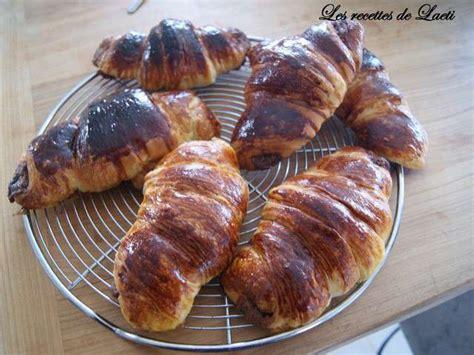 recettes de machine 224 et croissants