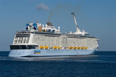 Ntsb Urged To Review Anthem Of The Seas Cruise  Gcaptain