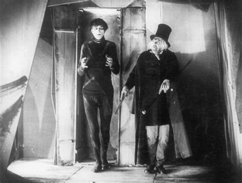 review das cabinet des dr caligari the least