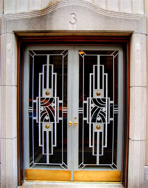 david cobb craig deco doors in n y c