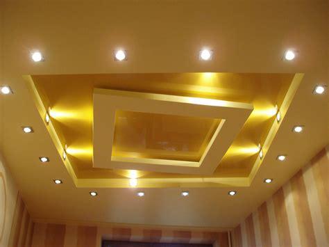 plafond placoplatre decoration plafond