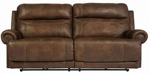 Sofas Couches : austere brown reclining sofa from ashley 3840081 coleman furniture ~ Markanthonyermac.com Haus und Dekorationen