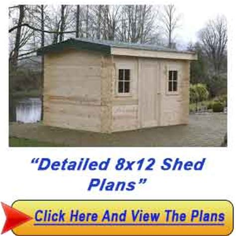 pent roof storage shed plans guide sheds nguamuk