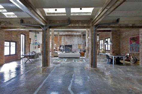 The Home Interior Warehouse : From A Warehouse To A Modern Loft