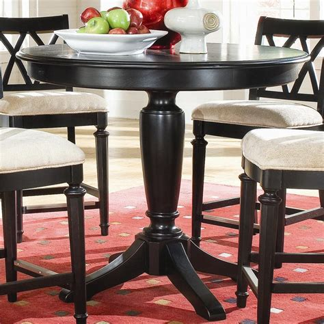 """Round Counter Height Pub Table 42"""" By American Drew  Wolf. Poker Table Tops For Sale. Laptop Computer Desks For Small Spaces. White Dining Room Tables. Holiday Inn Express Front Desk Job Description. High Bar Table. Dining Table Round. Business Card Desk Holder. Pottery Barn Entry Table"""