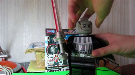 lego wars darth vader trooper led torch l