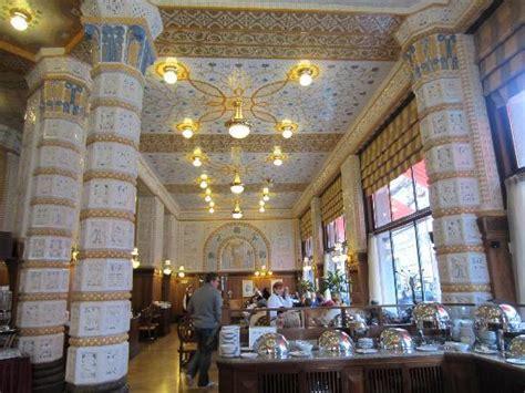 beautiful cafe imperial interior picture of deco imperial prague tripadvisor