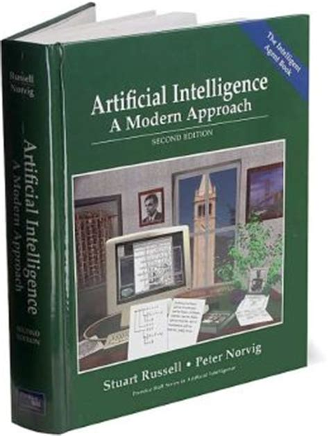 artificial intelligence a modern approach edition 2 by stuart 9780137903955