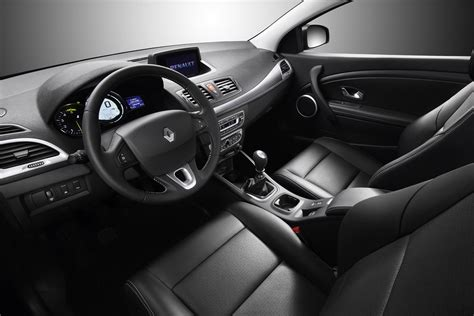 photo megane iii coupe interieur