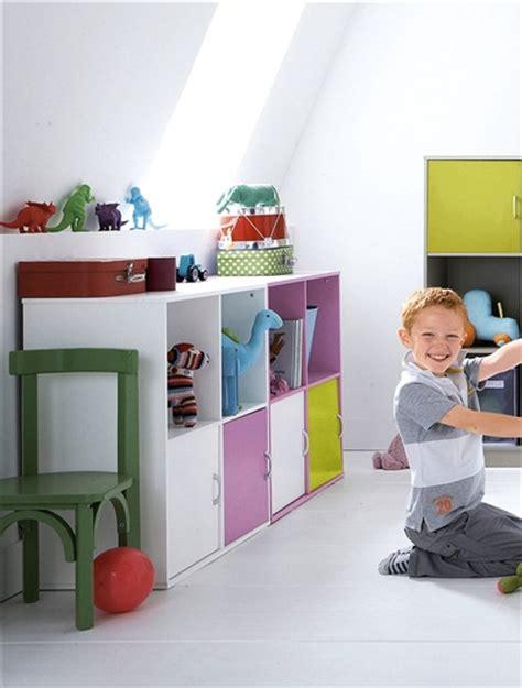 meuble rangement chambre bebe